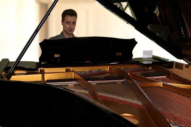 Klavier lernen