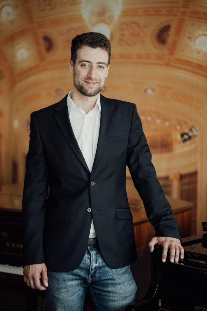 Raphael Puttinger Klavierlehrer